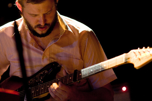 Bon Iver from ryan muir @ Flickr
